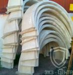 Укрытие защитное манжеты герметизирующей УЗМГ